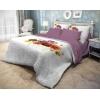 Комплект постельного белья Волшебная ночь, ранфорс, евро, нав. 70x70*2, Fialki, купить за 2 360руб.