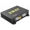 Автомобильный усилитель Swat M-1.500 одноканальный, купить за 2 900руб.