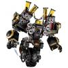 Конструктор LEGO The Ninjago 70632 Робот землетрясений, купить за 5 500руб.