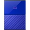 HDD WD My Passport WDBLHR0020BBL-EEUE, 2Тб, синий, купить за 6 480руб.