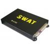 Автомобильный усилитель Swat M-4.100 четырехканальный, купить за 4 580руб.