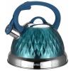 Чайник для плиты Vitesse VS-1122 голубой, купить за 1 405руб.