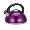 Чайник для плиты Vitesse VS-1121 фиолетовый, купить за 1 450руб.