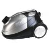 Пылесос EUROSTEK EVC-1802, серо-черный, купить за 2140руб.
