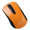 Мышь Perfeo PF-966-OR USB, оранжевая, купить за 390руб.