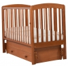 Детская кроватка Гандылян Чу-ча (c маятником) вишня, купить за 11 435руб.