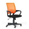 Кресло офисное Chairman 696, оранжевое, купить за 3 415руб.