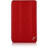 """Чехол для планшета G-Case Slim Premium для Samsung Galaxy Tab A 8.0"""" SM-380/385, красный, купить за 400руб."""