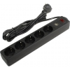 Сетевой фильтр Smartbuy (SBSP-30U-K) черный, купить за 785руб.