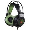 Гарнитура для пк A4Tech Bloody J450, черно-зеленый, купить за 2 835руб.