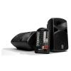 Комплект акустических систем Yamaha STAGEPAS400i1M, черный, купить за 56 930руб.