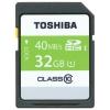 Toshiba SD-T032UHS1(6 (SDHC 32 Гб, U1, UHC-I), купить за 1 200руб.