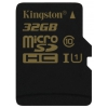 Kingston SDCA10/32GBSP (32Gb, microSDHC, Class10, UI), купить за 1 335 руб.