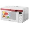 Микроволновая печь Supra MWS-2133SW, серебристая, купить за 4 020руб.