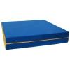 Мат гимнастический КМС № 8 bluee-yellow, купить за 2 970руб.