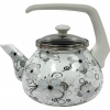 Чайник для плиты Interos 1279 Кружево (2,2 л), купить за 1 515руб.