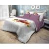 Комплект постельного белья Волшебная ночь, ранфорс, евро, нав. 50x70*2, Fialki, купить за 2 360руб.