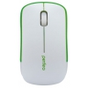 Perfeo PF-763-WOP-W/G USB, бело-зеленая, купить за 370руб.