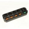Удлинитель электрический Most A10, 3 м (6 розеток) черный, купить за 860руб.