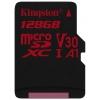 Карта памяти Kingston SDCR/128GB (Class 10), купить за 3 370руб.