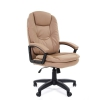 Кресло офисное Chairman 668 LT, бежевое, купить за 5 790руб.