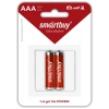 Батарейка Smartbuy Ultra alkaline SBBA-3A02B (2x AAA/LR03, 1.5 В), купить за 285руб.