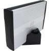 Корпус для внешнего жесткого диска AgeStar SUB3A1, серебристый, купить за 1 415руб.