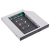 Аксессуар для ноутбука Espada MS12, dvd slim 12.7mm to hdd (mini sata to msata), купить за 950руб.
