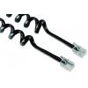 Кабель / переходник для телефона Hama H-44864 (для телефонной трубки, 3 м), чёрный, купить за 605руб.