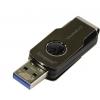 Kingston DataTraveler Swivl 128GB, черная, купить за 1 505руб.