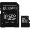 Карту памяти Kingston SDCS/16GB + adapter, купить за 570руб.