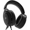 Corsair HS60 Stereo Gaming Headset white, черные с белым, купить за 6 860руб.