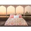 Комплект постельного белья Sova&Javoronok Жемчужина Индии, двуспальный, нав. 70x70*2, (перкаль), купить за 2 390руб.