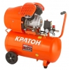 Компрессор автомобильный Кратон AC-350-50-DDV, оранжевый, купить за 14 200руб.