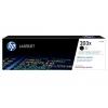 Картридж для принтера HP LaserJet 203X (CF540X), черный, купить за 6180руб.