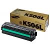 Картридж для принтера Samsung CLT-K506L SU173A черный, купить за 6320руб.