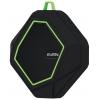 Портативная акустика Sven PS-77, черно-зеленая, купить за 1 300руб.
