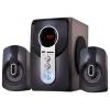 Акустическая система Ginzzu GM-405 с Bluetooth, черная, купить за 2 070руб.