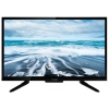 Телевизор Yuno ULM-24TC111, черный, купить за 6 700руб.