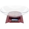 Кухонные весы Polaris PKS 0349DL красные, купить за 1 098руб.