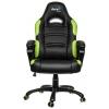 Игровое компьютерное кресло Aerocool AC80C AIR-BG, черно-зеленое, купить за 8 465руб.