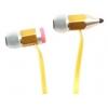 Наушники Harper HV-608, желтые, купить за 790руб.