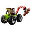 Конструктор LEGO City 60181 Лесной трактор (для мальчика), купить за 1 340руб.