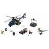 Конструктор LEGO Jurassic World 75928 Погоня за Блю на вертолёте (для мальчика), купить за 3 270руб.