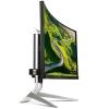 Монитор Acer XR342CK bmijqphuzx (34'' IPS, 3440x1440, HDR, динамики, MHL, 4xUSB3), чёрный, купить за 58 440руб.