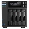 Сетевой накопитель Asustor AS6204T (4-Bay Cel Quad Core 4GB), купить за 36 570руб.