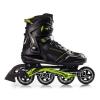 Роликовые коньки Blackwheels Slalom (41) черно-зеленые, купить за 2 945руб.