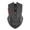 Мышка Defender MM-275 (52276) черно-красная, купить за 400руб.
