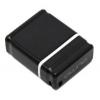 Qumo 64Gb nano (QM64GUD-NANO-B), черная, купить за 910руб.