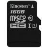 Карту памяти Kingston SDCS/16GBSP (16 Гб), купить за 570руб.